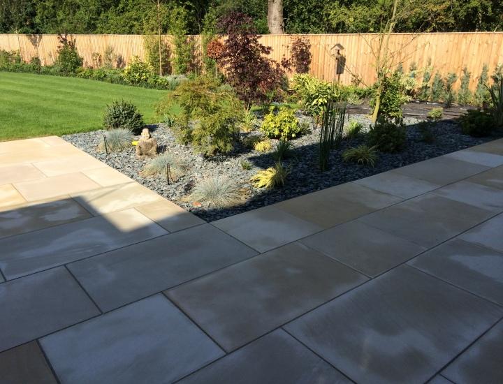 Garden Paving Residential