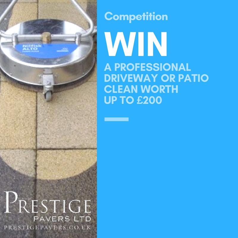 Prestige Pavers Competition